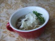 ヘルシーなスープにも。
